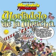Cómics: MORTADELO Y FILEMÓN MORTADELO DE LA MANCHA (MAGOS DEL HUMOR 103). Lote 268588439