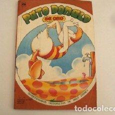 Cómics: PATO DONALD DE ORO 35 PINCEL ANO 1989 - VARIOS. Lote 268634764