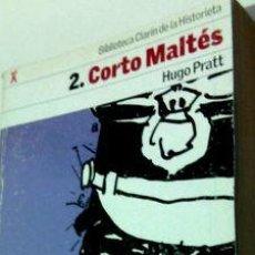 Cómics: CORTO MALTES PRATT CLARIN - PRATT. Lote 268638224