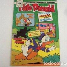 Cómics: REVISTA DISNEY PATO DONALD 159 PINCEL 1987 - DISNEY. Lote 268648209