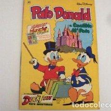 Cómics: REVISTA DISNEY PATO DONALD 182 PINCEL 1989 - VARIOS. Lote 268653404