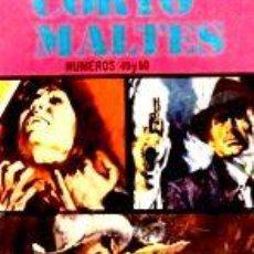 Cómics: CORTO MALTES 49 50 1979 REENTAPADO ED RECORD ED. 1979 - VÁRIOS AUTORES. Lote 268656749