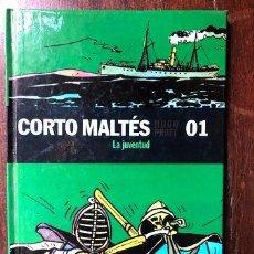 Cómics: CORTO MALTES LA JUVENTUD 01 CLARIN HUGO PRATT ED. 2010 - HUGO PRATT. Lote 268664664