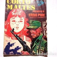 Cómics: REVISTA CORTO MALTES HUGO PRATT HG OESTERHELD NRO 5. Lote 268670989
