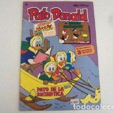 Cómics: REVISTA DISNEY PATO DONALD 184 PINCEL 1989 - VARIOS. Lote 268687949