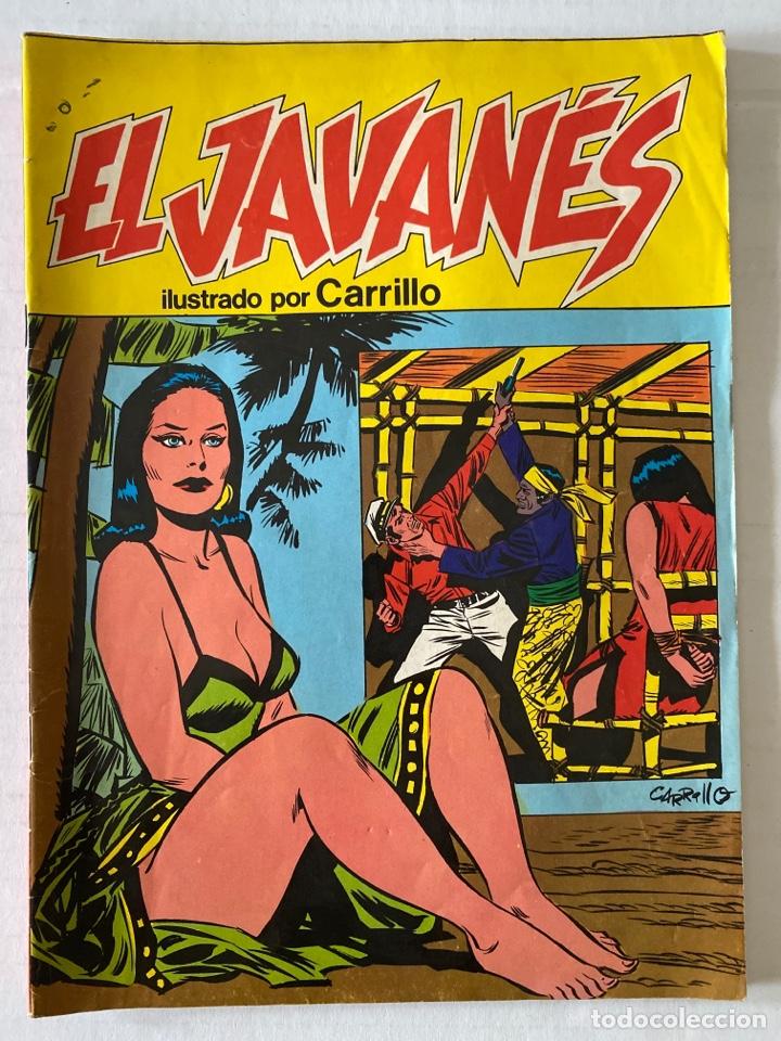 EL JAVANÉS #6 - PRODUCCIONES EDITORIALES (Tebeos y Comics - Comics otras Editoriales Actuales)