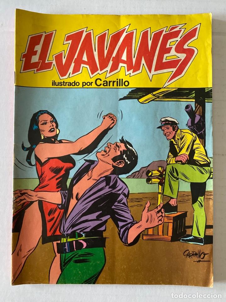 EL JAVANÉS #5 - PRODUCCIONES EDITORIALES (Tebeos y Comics - Comics otras Editoriales Actuales)