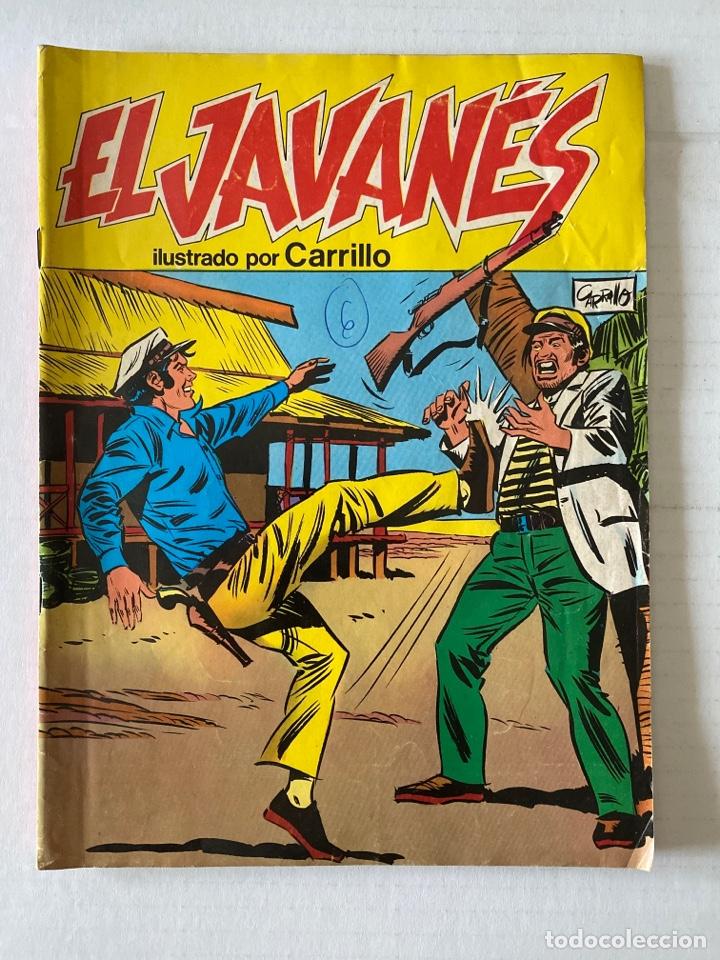 EL JAVANÉS #2 - PRODUCCIONES EDITORIALES (Tebeos y Comics - Comics otras Editoriales Actuales)