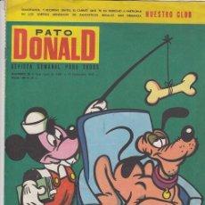 Cómics: PATO DONALD REVISTA SEMANAL PARA TODOS Nº 20 11 NOVIEMBRE 1965 - E.R.S.A. #. Lote 268839179