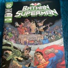 Cómics: BATMAN/SUPERMAN NÚMERO 13. Lote 268839859