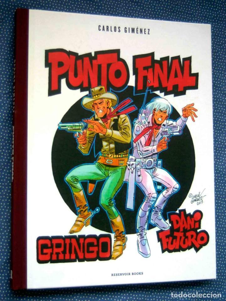 PUNTO FINAL - CARLOS GIMENEZ - RESERVOIR BOOKS - CÓMIC (Tebeos y Comics - Comics otras Editoriales Actuales)
