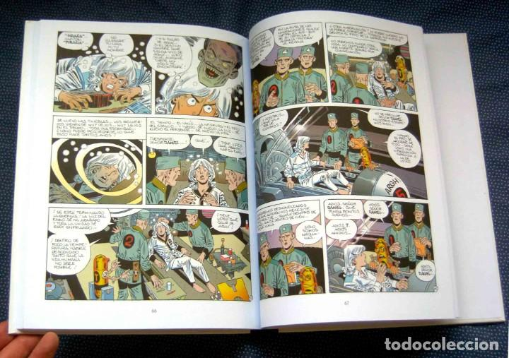 Cómics: PUNTO FINAL - CARLOS GIMENEZ - RESERVOIR BOOKS - CÓMIC - Foto 2 - 268869389