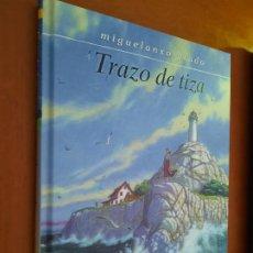 Cómics: TRAZO DE TIZA. . MIGUELANXO PRADO. NORMA EDITORIAL. TAPA DURA. BUEN ESTADO. Lote 268870144