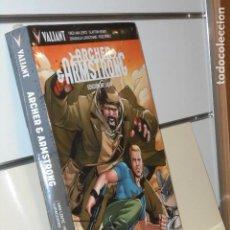 Cómics: ARCHER & ARMSTRONG EDICION DE LUJO 1 TOMO CARTONÉ VALIANT - MEDUSA COMICS. Lote 268880834