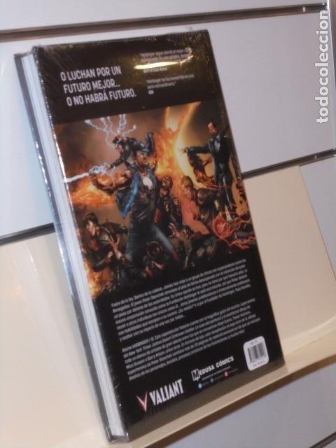 Cómics: HARBINGER EDICION DE LUJO 1 TOMO CARTONÉ VALIANT - MEDUSA COMICS - Foto 2 - 268881084