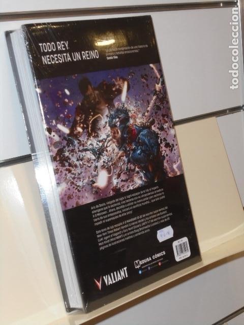 Cómics: X-O MANOWAR EDICION DE LUJO 2 TOMO CARTONÉ VALIANT - MEDUSA COMICS OFERTA - Foto 2 - 268881424