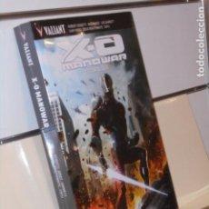 Cómics: X-O MANOWAR EDICION DE LUJO 2 TOMO CARTONÉ VALIANT - MEDUSA COMICS. Lote 268881424