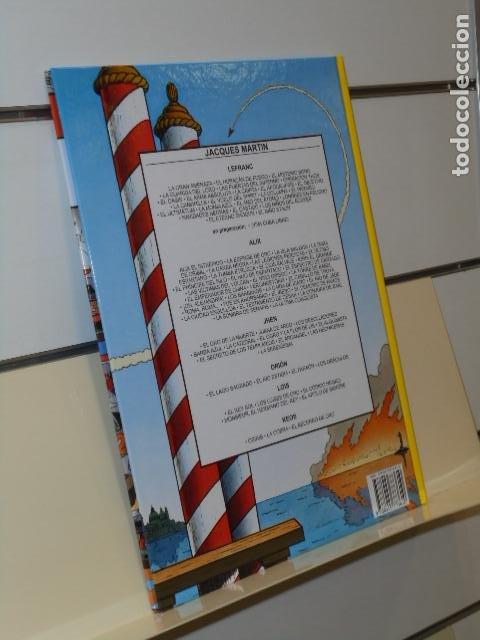 Cómics: LEFRANC Nº 10 EL APOCALIPSIS J. MARTIN Y G. CHAILLET TOMO CARTONÉ - NETCOM2 - Foto 2 - 268883759