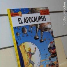 Cómics: LEFRANC Nº 10 EL APOCALIPSIS J. MARTIN Y G. CHAILLET TOMO CARTONÉ - NETCOM2. Lote 268883759