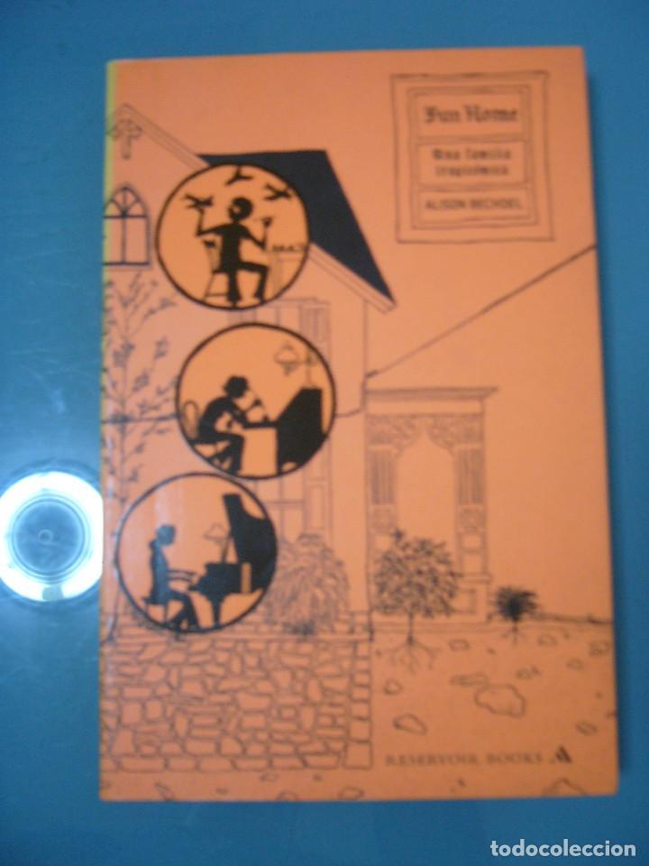 FUN HOME - ALISON BECHDEL. RESERVOIR BOOKS (Tebeos y Comics - Comics otras Editoriales Actuales)