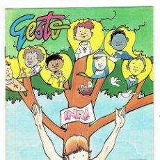 Cómics: GESTO Nº 61 - MARÇ-ABRIL 1991 - EDICIÒ CATALANA. Lote 268901674