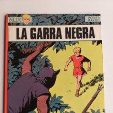 Cómics: LA GARRA NEGRA JACQUES MARTÍN.OIKOS EDICIONES. 1969 PRIMERA EDICIÓN EN LENGUA CASTELLANA. Lote 268944414