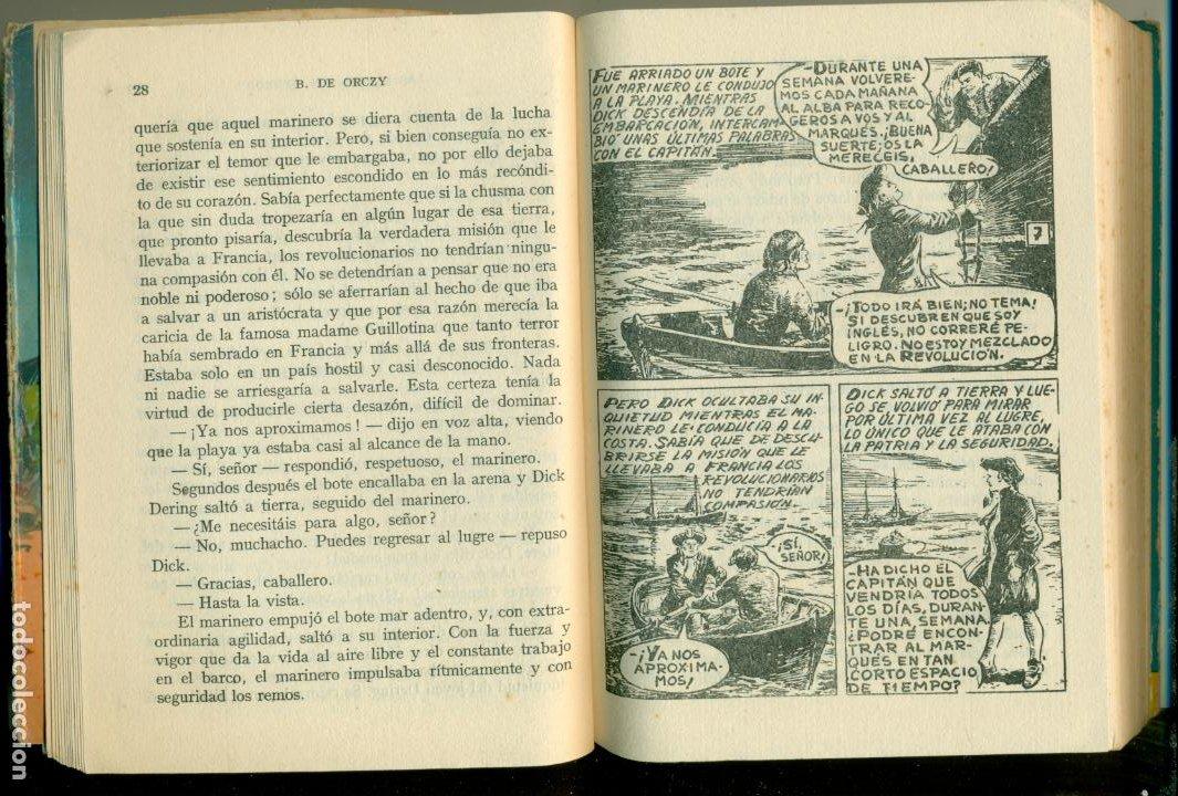 Cómics: COLECCION CADETE INFANTIL DE EDITORIAL MATEU Nº 9 EDICION ILUSTRADA - Foto 2 - 268971624