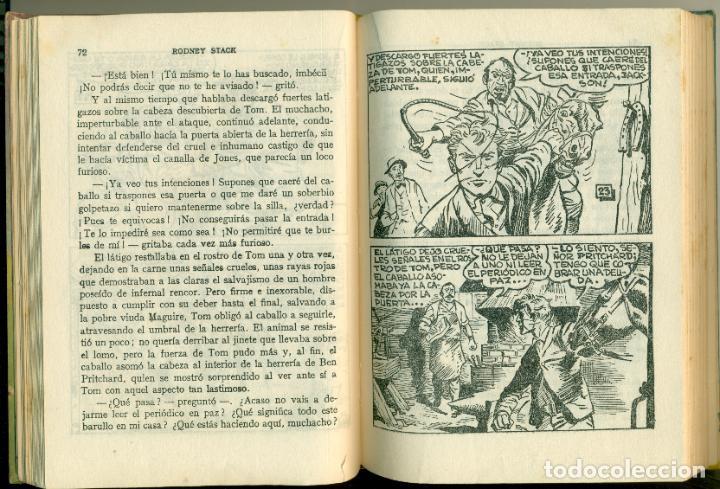 Cómics: COLECCION CADETE INFANTIL DE EDITORIAL MATEU Nº 11 EDICION ILUSTRADA - Foto 2 - 268972869