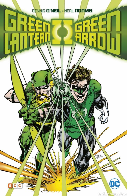GREEN LANTERN/GREEN ARROW (Tebeos y Comics Pendientes de Clasificar)