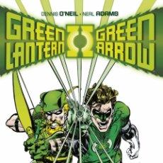 Cómics: GREEN LANTERN/GREEN ARROW. Lote 268975384