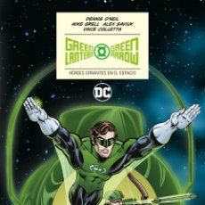 Cómics: GREEN LANTERN/GREEN ARROW: HÉROES ERRANTES EN EL ESPACIO (DC ICONS). Lote 268975529