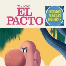 Cómics: EL PACTO / PACO SORDO ED. NUEVO NUEVE. Lote 268984944