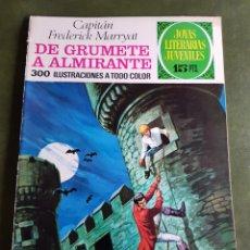 Cómics: EL GRUMETE A ALMIRANTE N° 50. Lote 268985159