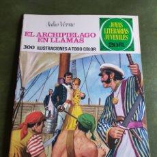 Cómics: EL ARCHIPIÉLAGO EN LLAMAS N° 135. Lote 268985744