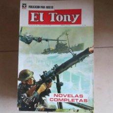 Cómics: EL TONY (EDITORIAL COLUMBA) LOTE DE 31 COMICS. Lote 268986104