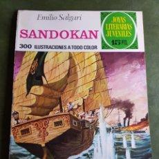 Cómics: SANDOKAN N° 52. Lote 268986129