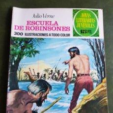 Cómics: ESCUELA DE ROBINSORES N° 108. Lote 268986709
