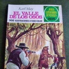 Cómics: EL VALLE DE LOS OSOS N° 141. Lote 268987094