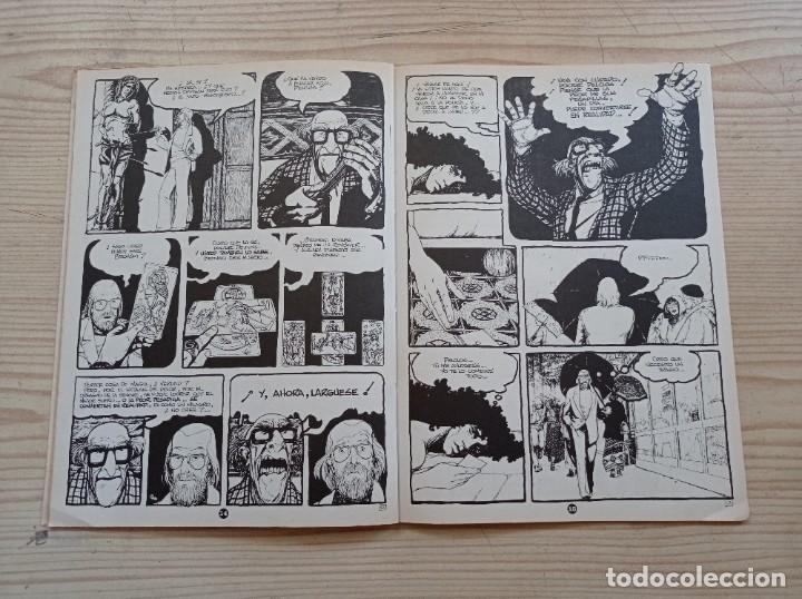 Cómics: Python Trip 21 - Papel Vivo - Primera Edicion 1981 - Ediciones De La Torre - Foto 3 - 268988899
