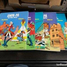 Cómics: UMPA-PÁ, DE GOSCINNY Y UDERZO. COLECCIÓN COMPLETA DE 5 ÁLBUMES. Lote 268991214