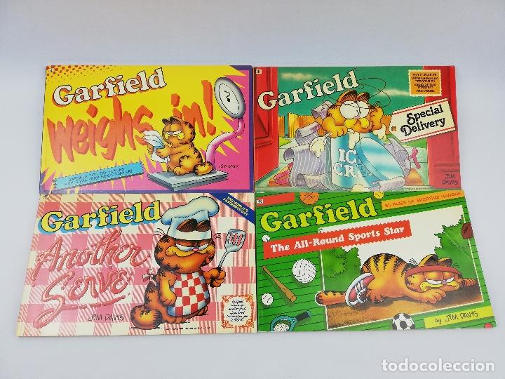 GARDFIELD COMICS 1984-87 JIM DAVIS (Tebeos y Comics Pendientes de Clasificar)