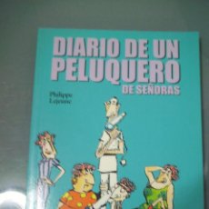 Cómics: DIARIO DE UN PELUQUERO DE SEÑORAS - PHILIPPE LEJEUNE. GLENAT. Lote 268998114