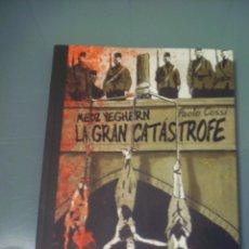 Cómics: LA GRAN CATASTROFE - MEDZ YEGHERN / PAOLO COSSI. Lote 268998754