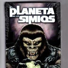 Cómics: EL PLANETA DE LOS SIMIOS ESTUCHE COLECCIÓN COMPLETA 5 VOLÚMENES - ALETA / BOOM! STUDIOS. Lote 268998809