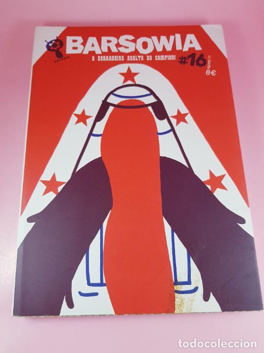 Cómics: COMIC-BARSOWIA Nº16-O DERRADEIRO ASALTO DO CAMPION-2011-POLARIA-EXCELENTE-SOBRECUBIERTA - Foto 2 - 269000234