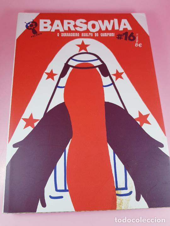 Cómics: COMIC-BARSOWIA Nº16-O DERRADEIRO ASALTO DO CAMPION-2011-POLARIA-EXCELENTE-SOBRECUBIERTA - Foto 4 - 269000234