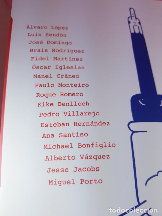Cómics: COMIC-BARSOWIA Nº16-O DERRADEIRO ASALTO DO CAMPION-2011-POLARIA-EXCELENTE-SOBRECUBIERTA - Foto 6 - 269000234