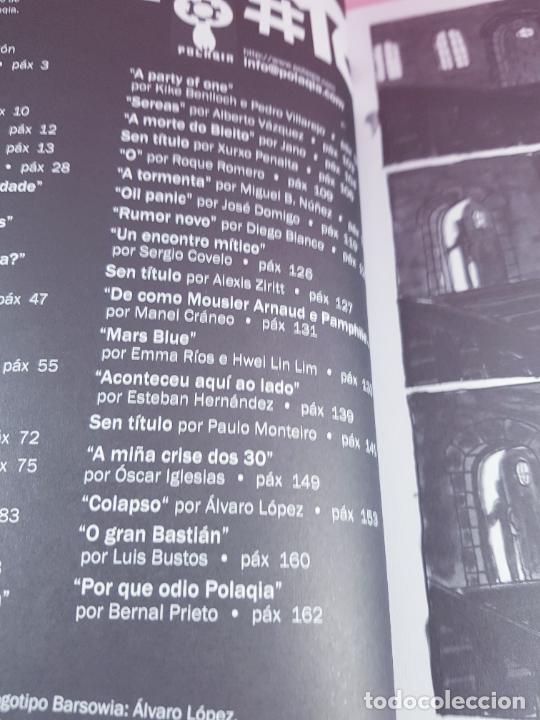 Cómics: COMIC-BARSOWIA Nº16-O DERRADEIRO ASALTO DO CAMPION-2011-POLARIA-EXCELENTE-SOBRECUBIERTA - Foto 10 - 269000234