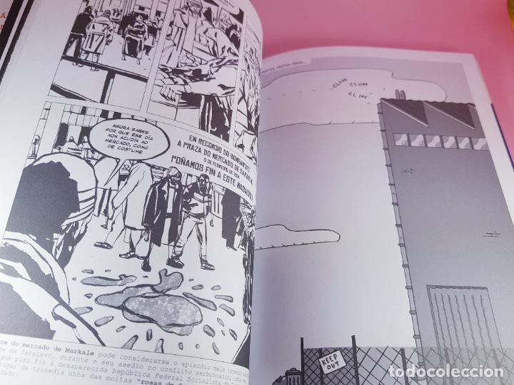 Cómics: COMIC-BARSOWIA Nº16-O DERRADEIRO ASALTO DO CAMPION-2011-POLARIA-EXCELENTE-SOBRECUBIERTA - Foto 13 - 269000234
