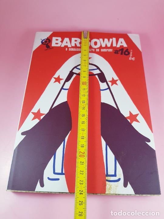 Cómics: COMIC-BARSOWIA Nº16-O DERRADEIRO ASALTO DO CAMPION-2011-POLARIA-EXCELENTE-SOBRECUBIERTA - Foto 20 - 269000234